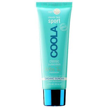 Coola Classic Sport Face SPF 50 White Tea 1.7 oz