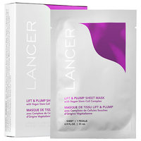 Lancer Lift & Plump Sheet Mask