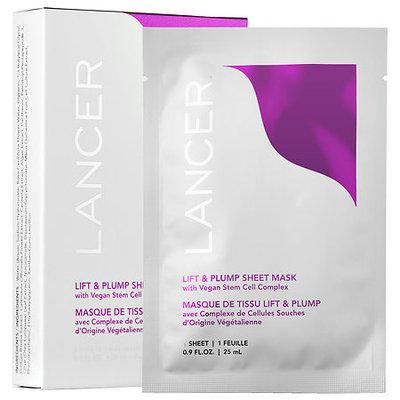 Lancer Lift & Plump Sheet Mask