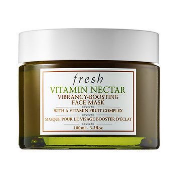 Fresh Vitamin Nectar Vibrancy-Boosting Face Mask 3.3 oz