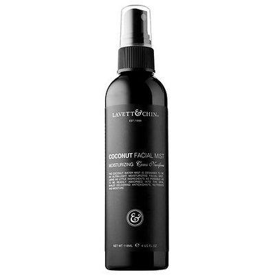 Lavett & Chin Coconut Moisturizing Facial Mist 4 oz