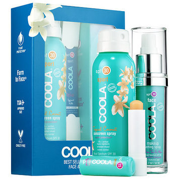 Coola Best Sellers SPF Trio Face & Body Set