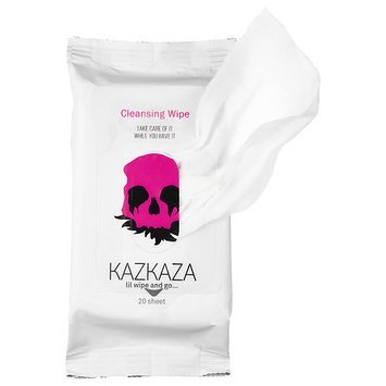 Too Cool For School Kazkaza Cleansing Wipes 20 sheets