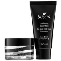 boscia Detox & Treat Charcoal Duo