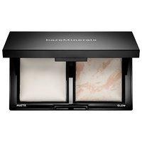 bareMinerals Invisible Light Translucent Powder Duo Matte- Mat, Glow- Brilliant 0.31 oz