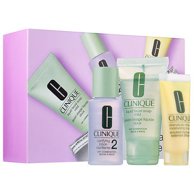 Clinique HelloGreat Skin Kit For Drier Skin