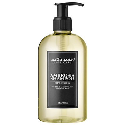 Earth's Nectar Ambrosia Shampoo 12 oz