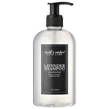 Earth's Nectar Lavender Shampoo 12 oz