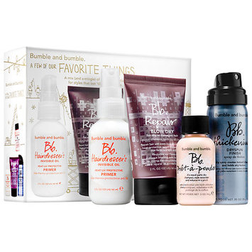 Bumble and bumble A Few Of Our Favorite Things Kit