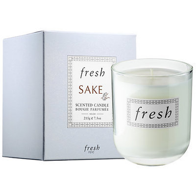 Sake Candle, 7.5 oz. - Fresh