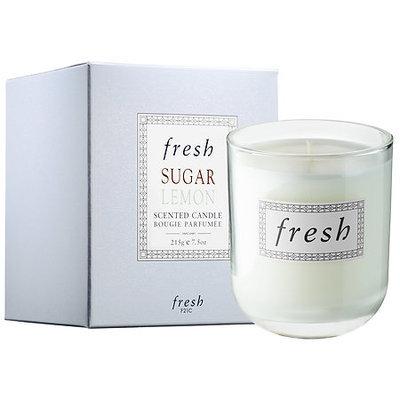 Fresh Sugar Lemon Scented Candle 7.5 oz