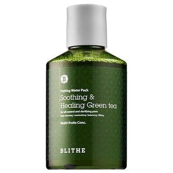 Blithe Soothing & Healing Green Tea Splash Mask 7 oz
