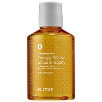Blithe Energy Yellow Citrus & Honey Splash Mask