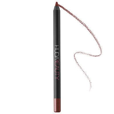Huda Beauty Lip Contour Matte Lip Pencil