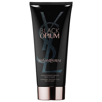 Yves Saint Laurent Black Opium Shimmering Moisture Fluid For The Body 6.6 oz