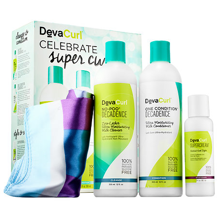 DevaCurl Celebrate Super Curly Kit