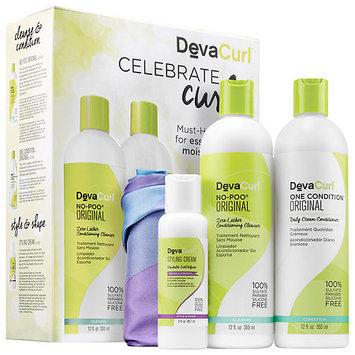 DevaCurl Celebrate Curly Kit