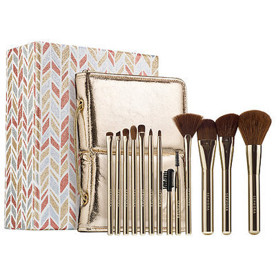 SEPHORA COLLECTION Stand Up and Shine Prestige Pro Brush Set