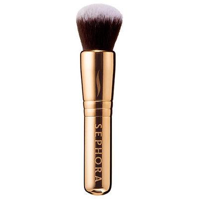 SEPHORA COLLECTION Sparkle & Shine Classic Mini Multitasker Brush #45.5