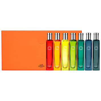 HERMï S 7-Piece Colognes Collection Travel Set