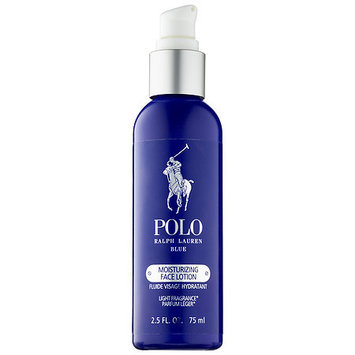 Ralph Lauren Polo Blue Moisturizing Face Lotion