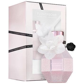 Viktor & Rolf Flowerbomb White Crystal Edition 1.7 oz/ 50 mL Eau de Parfum Spray