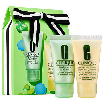 Clinique Sparkle & Glow Set for Drier Skin