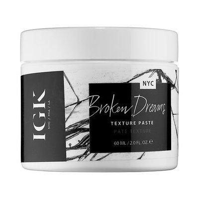 IGK Broken Dreams Texture Paste 2 oz