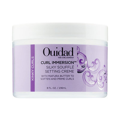 Ouidad Curl Immersion(TM) Silky Souffle Setting Creme 8 oz
