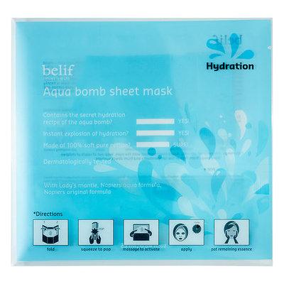 belif Aqua Bomb Sheet Mask 1 x 0.84 oz sheet mask