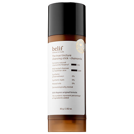belif The True Tincture Cleansing Stick - Chamomile 2.82 oz