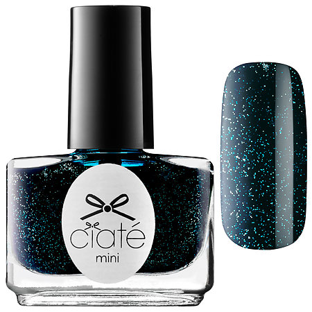 Ciate London Mini Paint Pot Nail Polish and Effects Midnight In Paris 0.17 oz