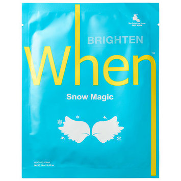 Sephora Favorites When Snow Magic Sheet Mask 1 x 0.8 oz