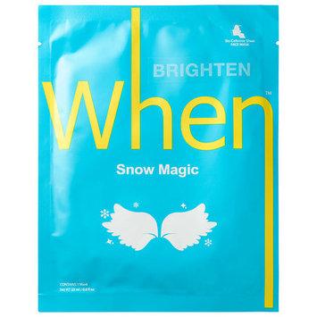 Sephora Favorites When Snow Magic Sheet Mask 1 x 0.8 oz