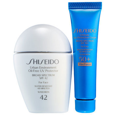 Shiseido Everyday and Active Play Sun Value Set