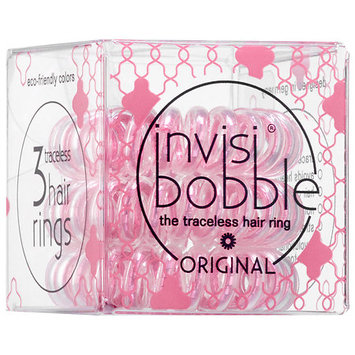 invisibobble Time to Shine The Traceless Hair Ring Rose Muse 3 traceless hair rings