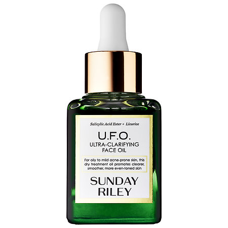 Sunday Riley U.F.O. Ultra-Clarifying Face Oil