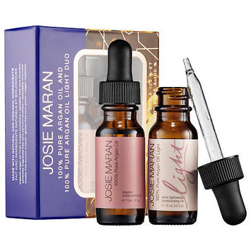 Josie Maran 100 Pure Argan Oil and 100 Pure Argan Oil Light Duo