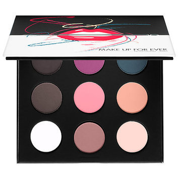 MAKE UP FOR EVER 9 Artist Shadows Palette: Artist Shadows 4