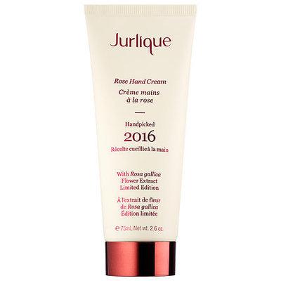 Jurlique Rose Hand Cream Handpicked 2016 2.6 oz