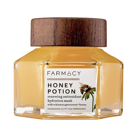 Farmacy Honey Potion Renewing Antioxidant Hydration Mask 4.1 oz/ 117 g