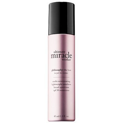 philosophy Ultimate Miracle Worker Multi-Rejuvenating Lightweight Emulsion SPF 30 1.5 oz