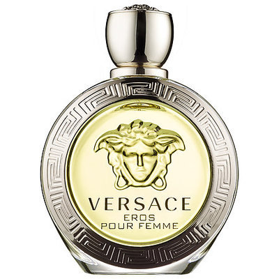 Versace Eros Pour Femme Eau de Toilette 3.4 oz/ 100 mL Eau de Toilette Spray