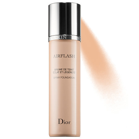 Dior Diorskin Airflash Spray Foundation Ochre Beige 205