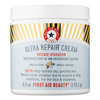 First Aid Beauty Ultra Repair(R) Cream Intense Hydration Vanilla Citron 6 oz