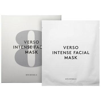 VERSO SKINCARE Intense Facial Mask with Retinol 8 4 x 0.88 oz masks
