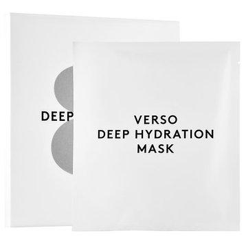 VERSO SKINCARE Deep Hydration Mask with Retinol 8 4 x 0.88 oz masks