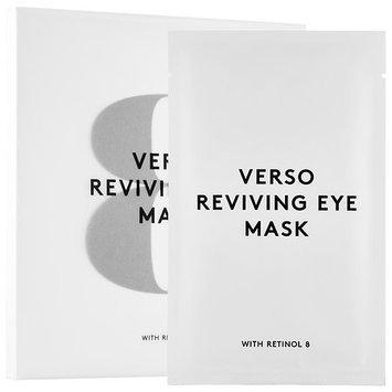 VERSO SKINCARE Reviving Eye Mask with Retinol 8 4 x 0.1 oz eye masks