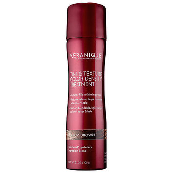 Keranique Tint & Texture Color Density Treatment Medium Brown 3.7 oz