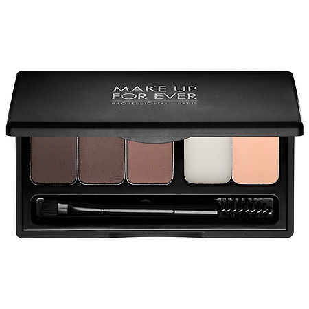 MAKE UP FOR EVER Pro Sculpting Brow Palette Harmony 2
